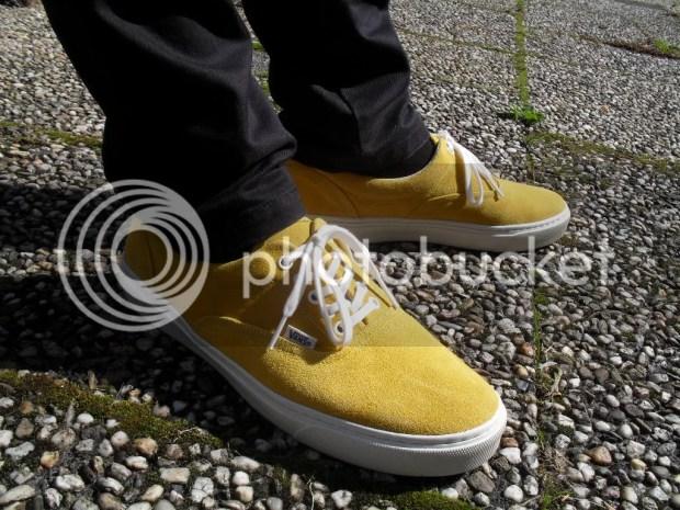 Erwin - Vault x Diemme - Montebelluna Era LX Yellow