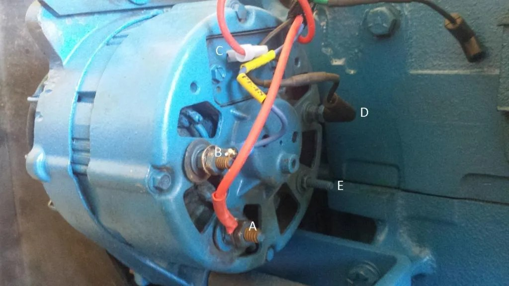 Ford Tractor Wiring Diagram On Wiring Diagram For 3600 Ford Tractor
