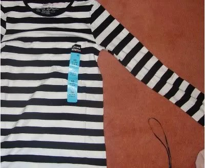primark striped top
