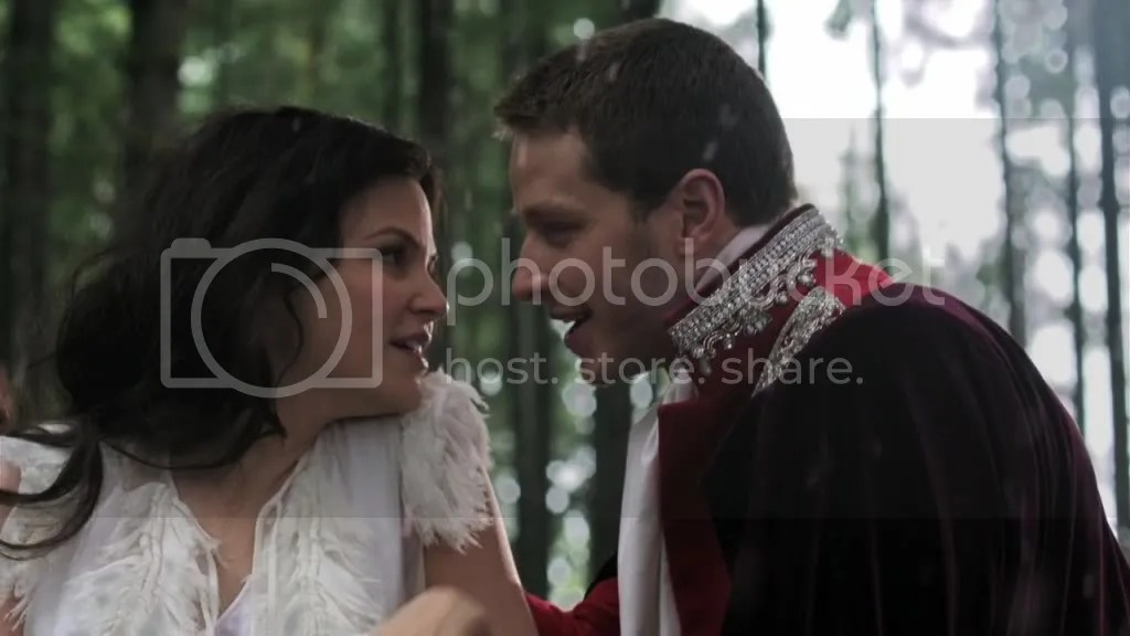 Once Upon a Time, Snow White and Prince Charming