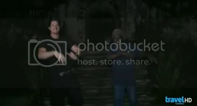 Ghost Adventures, Zak Raving