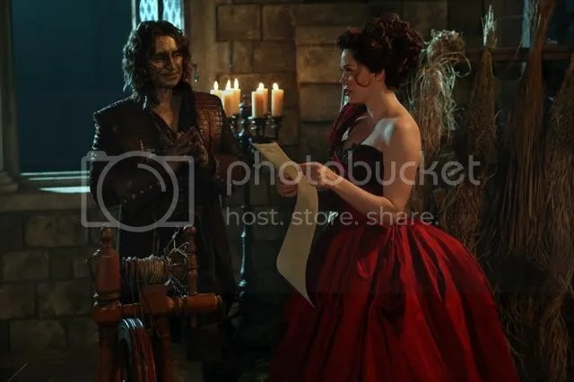 Once Upon a Time, Cora and Rumpelstiltskin