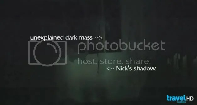 Ghost Adventures Dark Shadow