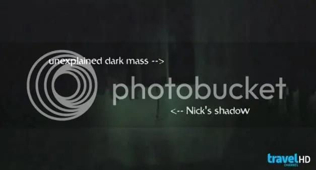 Ghost Adventures Dark Shadow