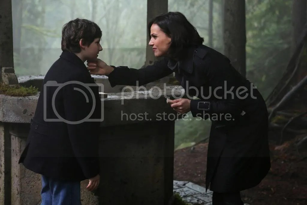 Once Upon a Time, Regina and Henry
