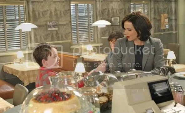 Once Upon a Time, Regina and Owen