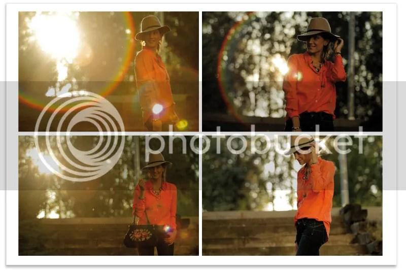balamoda-sombrero-mango-camisa-naranja 5