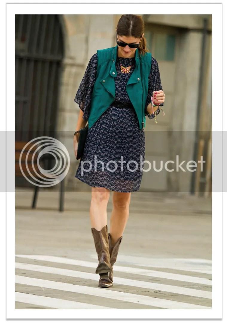 vestido-gasa-botas-cowboy 4