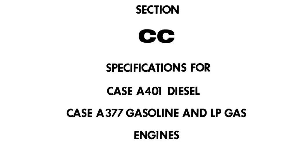 CASE JI INTERNATIONAL 730 830 930 CK Draft O Matic Tractor
