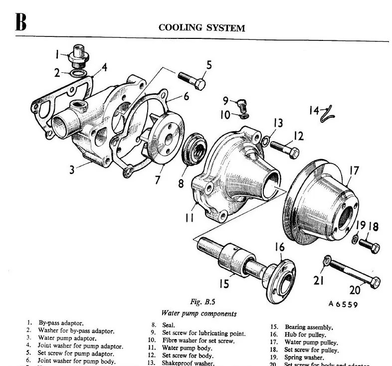 Kubota D722 Engine Parts Catalog, Kubota, Free Engine