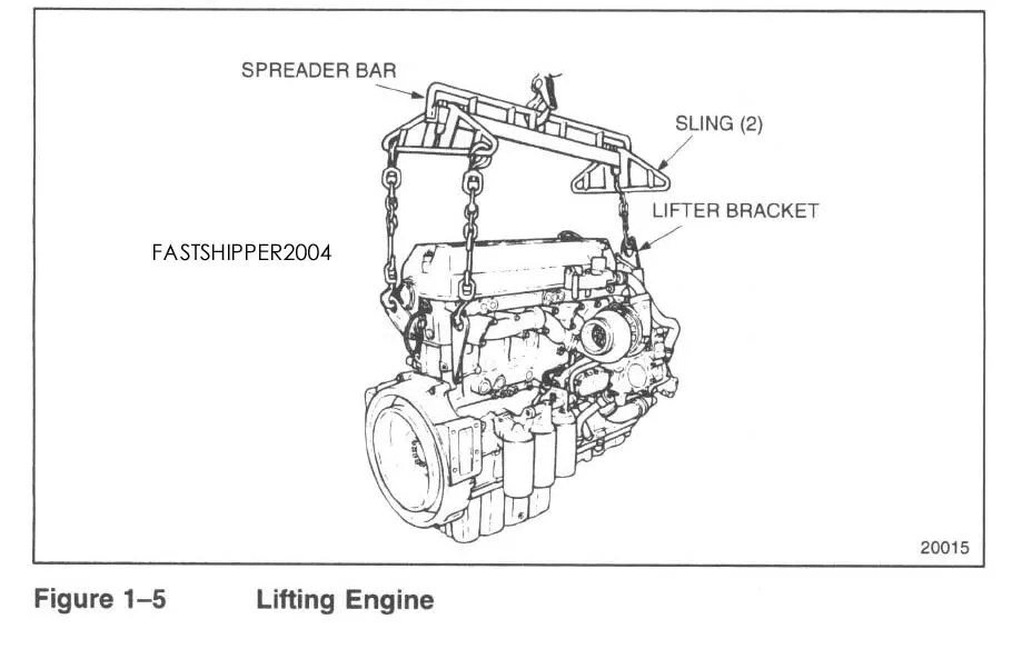Detroit Diesel Engines 60 Series Shop Service Manual DDEC