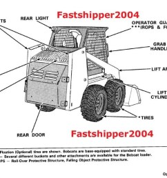 bobcat skid loader parts diagrams wiring diagrams wni bobcat loader parts diagram [ 1024 x 788 Pixel ]