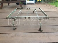 Old School Roof Rack For Sale | Retro Rides