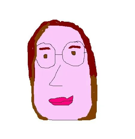 It took me three hours to draw Mother