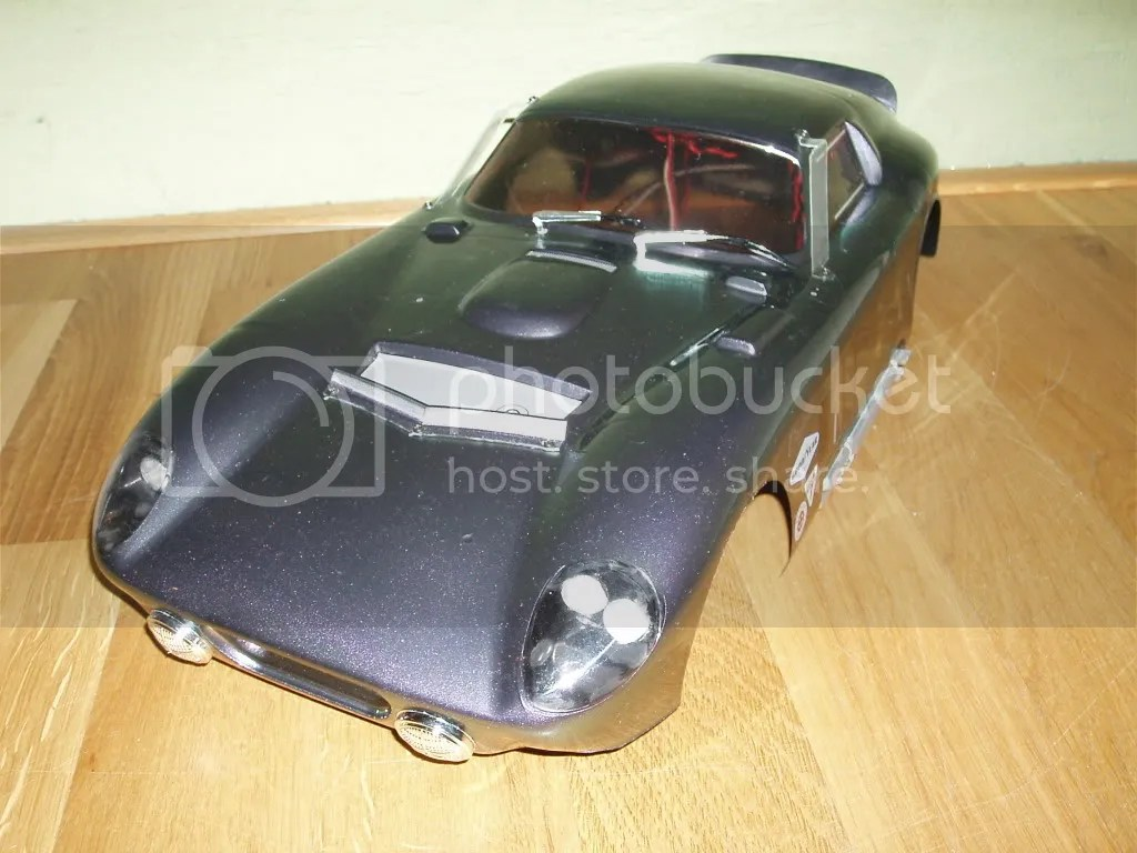Kyosho Cobra Daytona Coupe