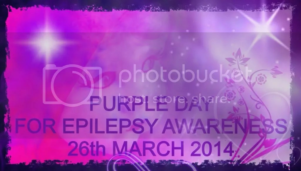 PURPLE DAY EMMA BANNER