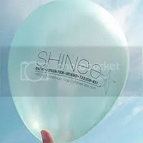 SHINee Balloon