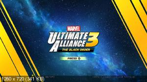 MARVEL ULTIMATE ALLIANCE 3: The Black Order Switch NSP XCI - Switch