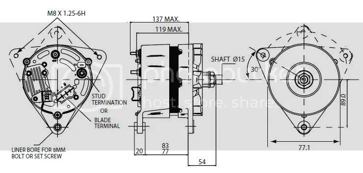 Lucas 16 Acr Alternator Wiring Diagram : 38 Wiring Diagram