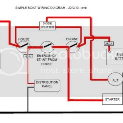 Small Boat Trailer Wiring Diagram Sony Radio Receiver Str D265 Schaltbild Vsr Diagrams Schematics Great Installation Of Suggestions Archive Yachting And Boating World Forums Rh Ybw Com Printable For Dummies