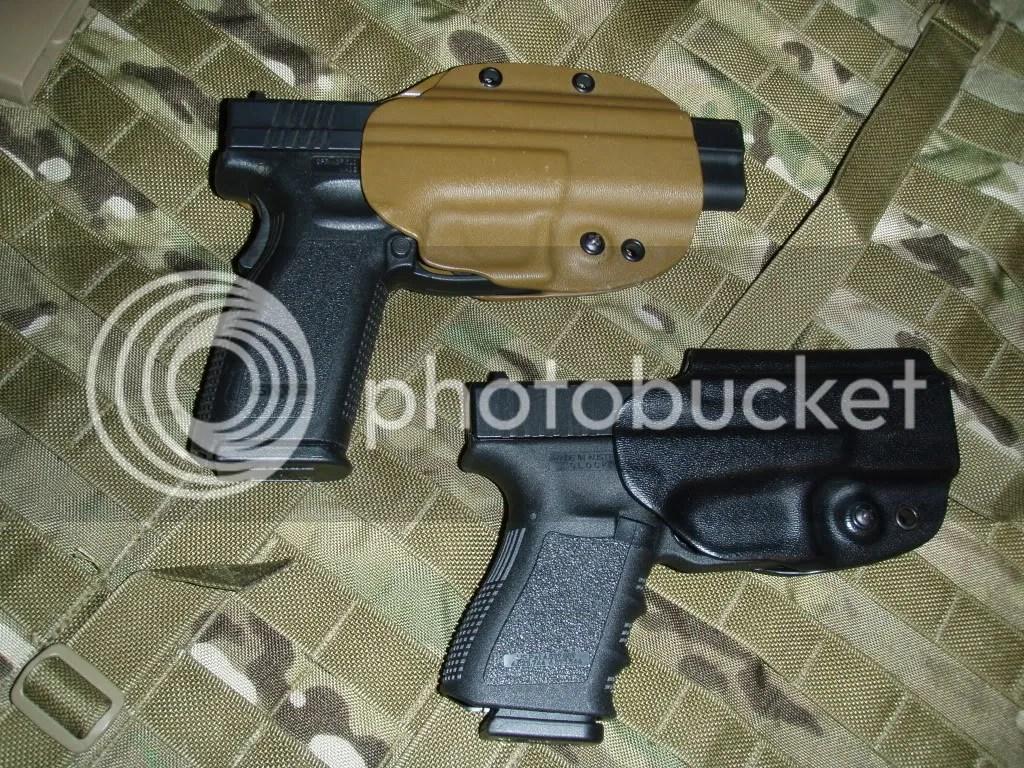 Comparison P 9 M Glock 17