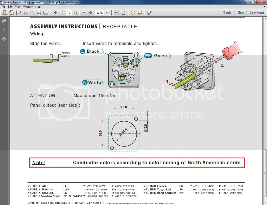 neutrik powercon wiring diagram sand filter 31 images
