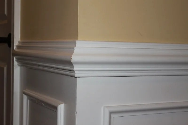 Thick Chair Rail?  Avs Forum  Home Theater Discussions