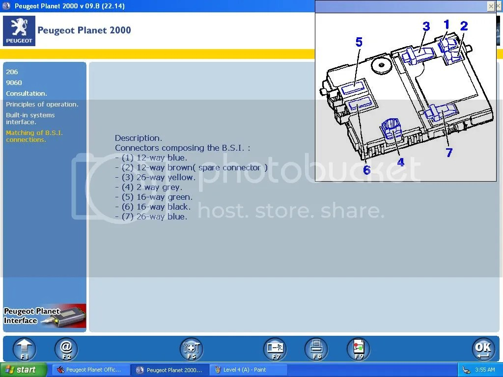 hight resolution of peugeot 206 fuse box relay