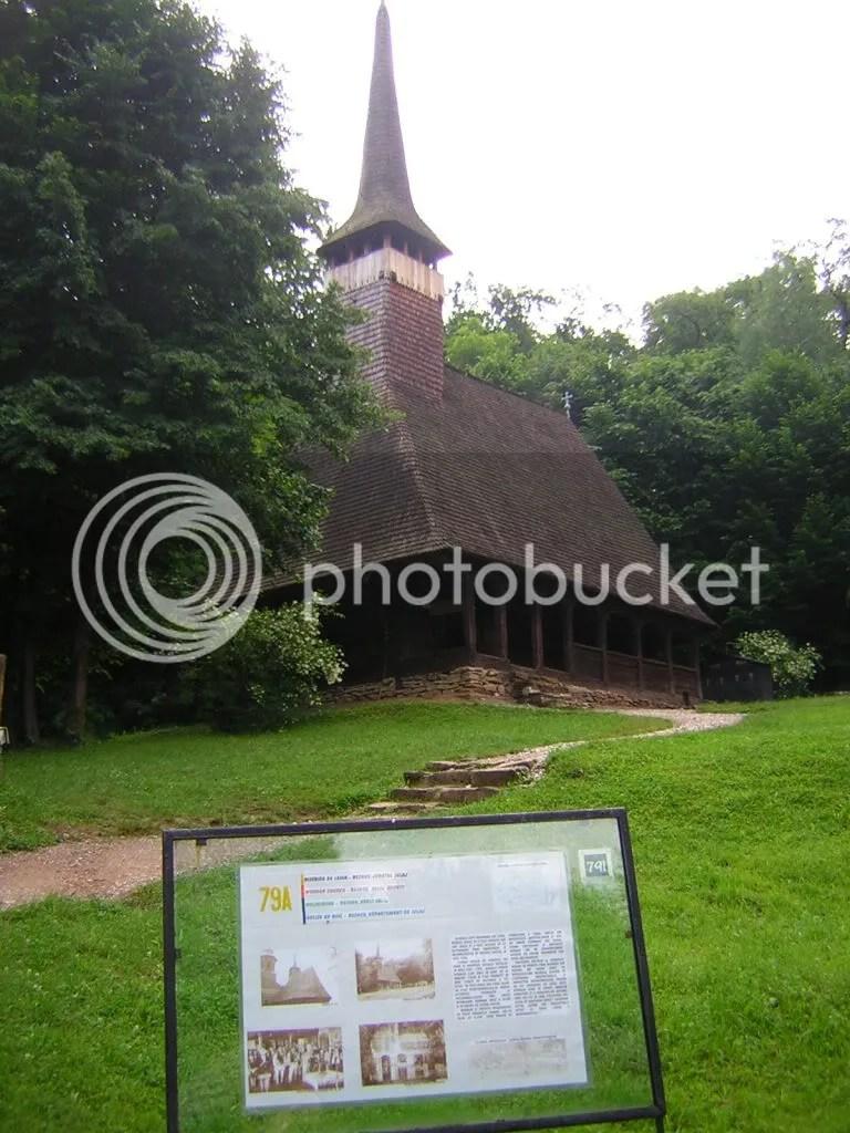 astra biserica lemn