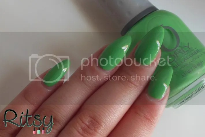 Orly Mint Moijto