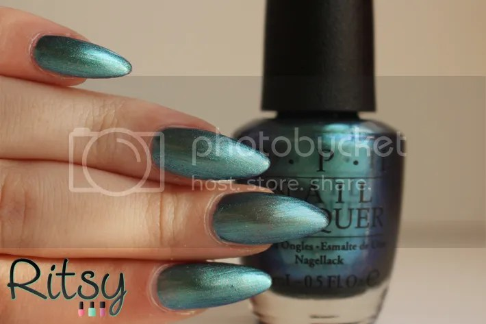 OPI This Color Is Making Waves
