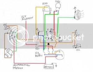 Simplied Shovelhead wiring diagram needed!