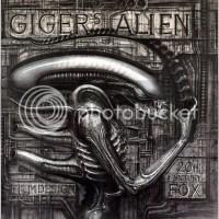 Alien: un paseo por el arte extraterrestre de H. R. Giger