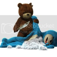 Naughty Bear: masacre de peluches