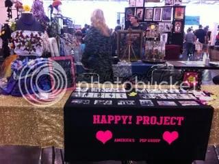 Happy! Pro table