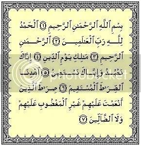 Al-Fatihan