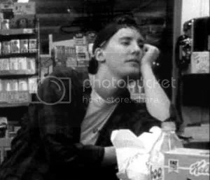 Randal Graves, from Clerks (and Clerks 2)