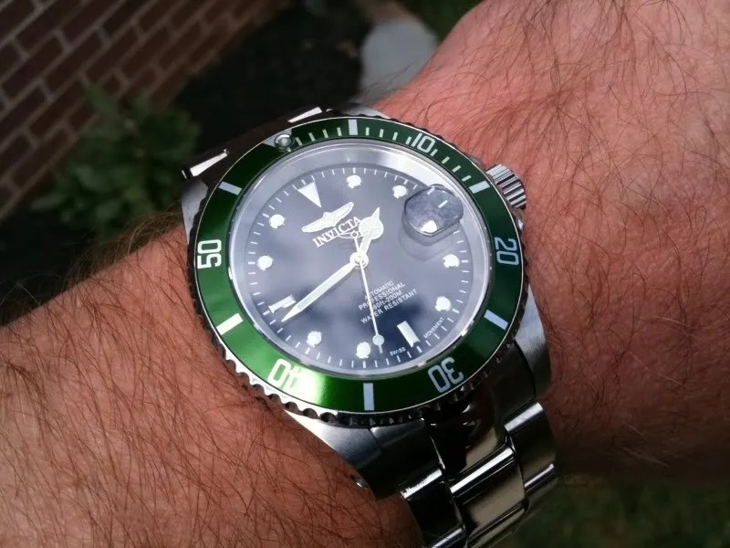 I managed to buy another Invicta...