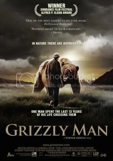 Grizzly Man Cover