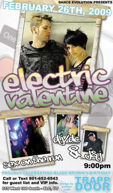 Electric Valentine