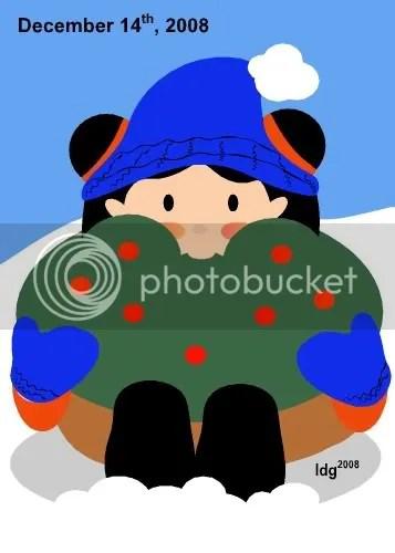 Ichigo's Christmas Treat