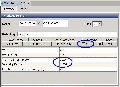 Screen shot of PowerAgent Work Tap