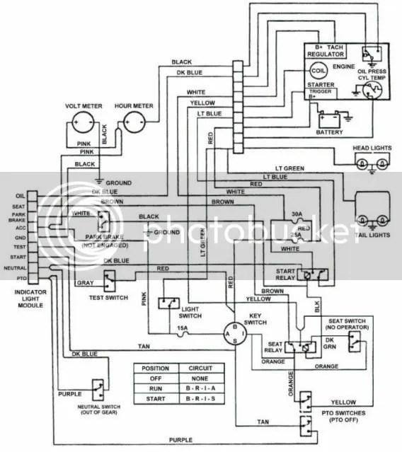 Wheel Horse 520h Wiring Diagram, Wheel, Free Engine Image