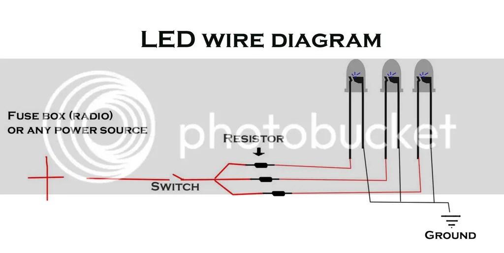 12v Led Circuit Diagram