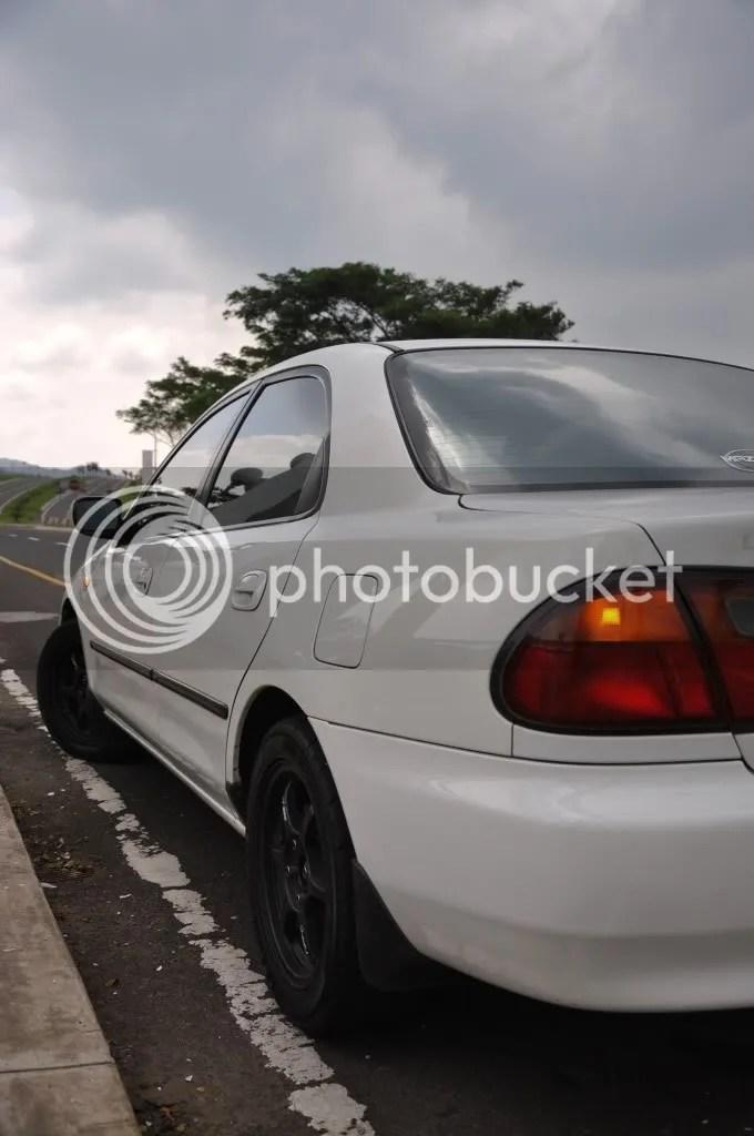 Mazda Familia Modifikasi : mazda, familia, modifikasi, MAZDA, LOVERS], White, Lantis, Killer=