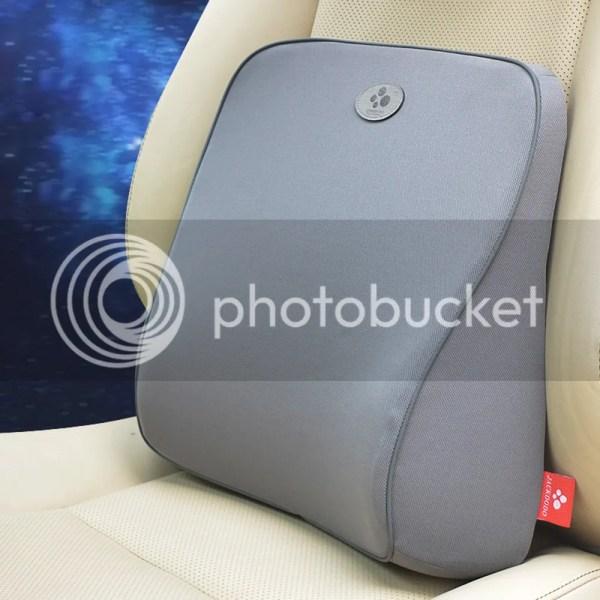 Soft Memory Foam Car Seat Office Home Sofa Lumbar Support