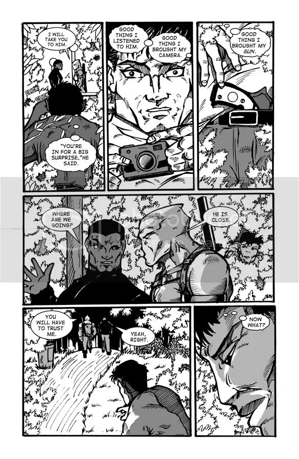 Cold-Blooded #4, page 2