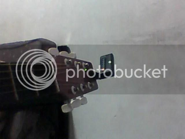 guitar tuner pc
