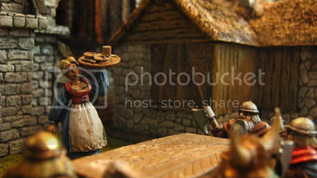 Image result for free images of a serving wench