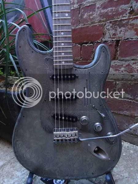 Alder Vs Pine Guitar Body